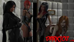 Fetish Stories: The Asylum ! by Darktoz
