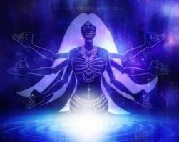 Adishakti : The eternal energy (Comic Version) by Bhargav08