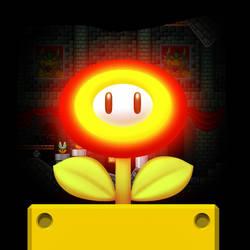 Fireflower by MightyMusc