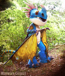 Stormfly cosplay - How To Train Your Dragon by Maria-M--aka--Bakura