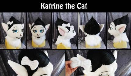 Katrinethe cat by Maria-M--aka--Bakura