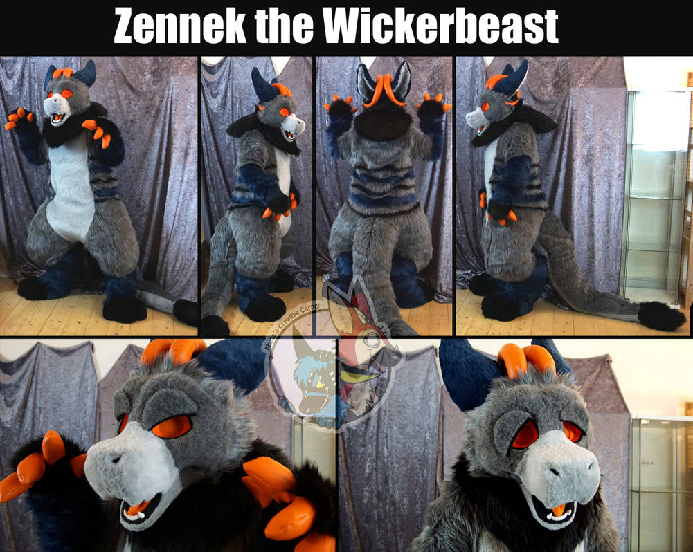 Zennek the wickerbeast by Maria-M--aka--Bakura