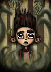 ParaNorman piece by AshBob87