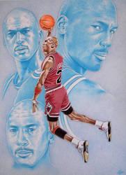 Air Jordan by MLBOA