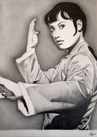 Angela Mao by MLBOA