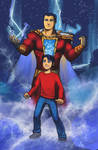Shazam! by Pilly-Pat