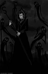 .the nightmare king. by moiraabsinthe