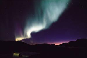 Aurora boreal by GazteGaizto