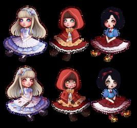 Fairytale Nightmares by Eineko