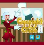 Copyright Crush Saga by RobMacIver