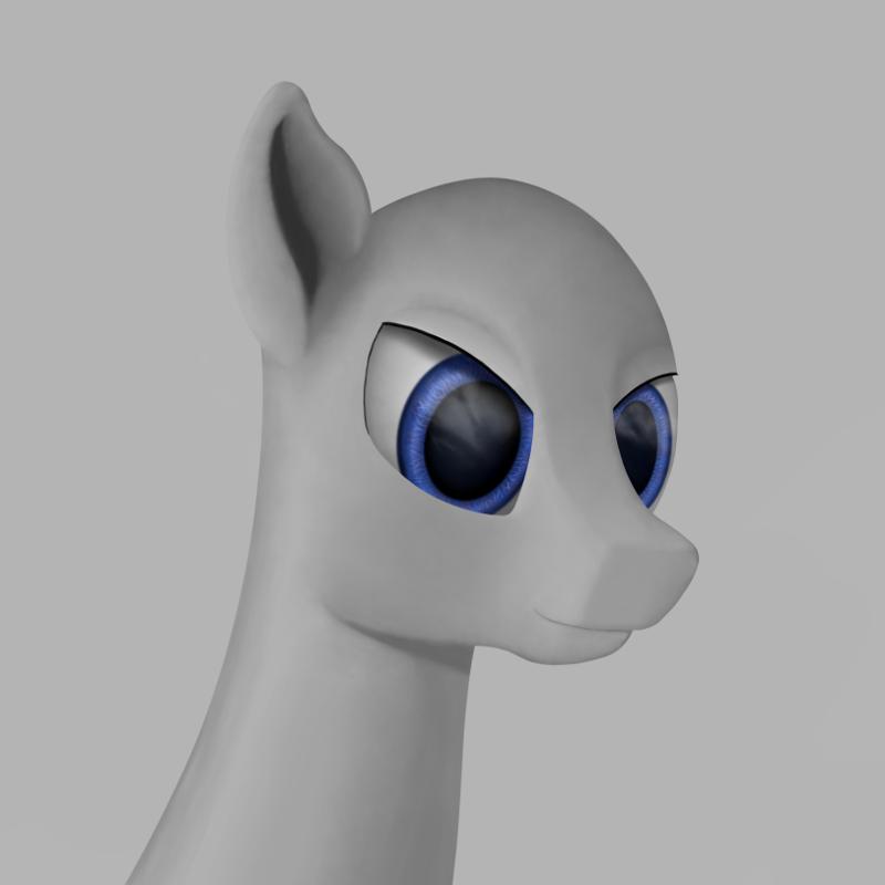 Ponyhead - Work in Progress by dasprid