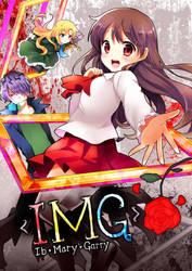 IMG  Ib  Mary  Garry: An Ib Collab Artbook by DoujinPress