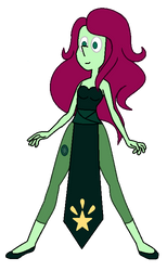 Tourmaline Redesign by Caro-Kitty