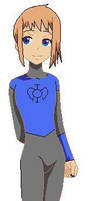 Blue lantern Hideyoshi AkA Saint Hope! by imyouknowwho