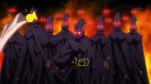 Fear Fester aka FFF leader Sugawa Yellow lantern! by imyouknowwho