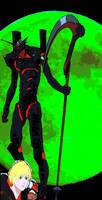 Jaune Arc Nineth Child by imyouknowwho