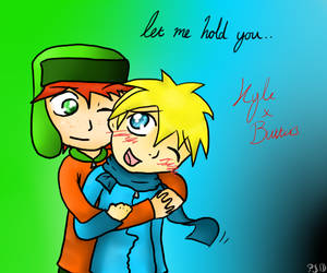 Kyutters - Let me hold you by Kyleisminame