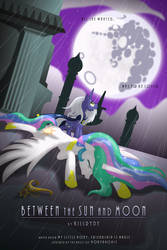 Between The Sun And Moon Promo Poster by Killryde