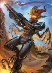Commander Tai: The Battle Field by RenePolumorfous