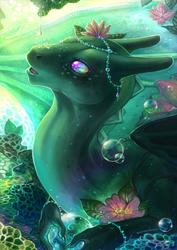 Seirath : Rainbow Spring by RenePolumorfous