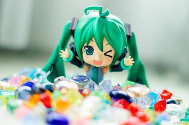 Play with me ! by KuroDot