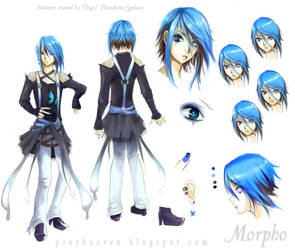 59: Morpho design by cosu