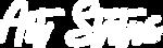Art Status - Wilderness Typeface (white) by HinaTheBlue