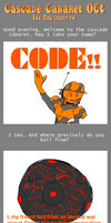 CCOCT Code Interview meme by Thesimpleartist4