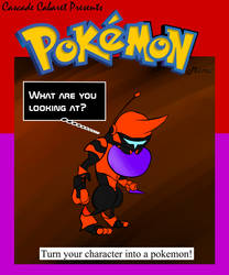 CCOCT Pokemon meme- ToxiCode by Thesimpleartist4