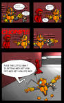 DA City Comic by Thesimpleartist4