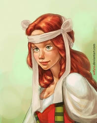 Tori by Adorael