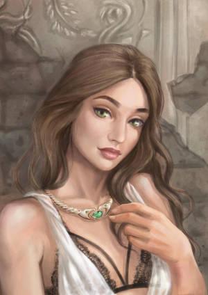 Aphrodite by Adorael