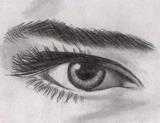 Une Eye by Jesusval