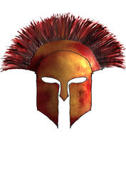Spartan Helmet by 1L2T