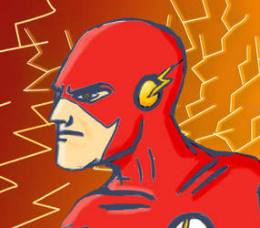 The Flash by 1L2T