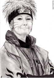 ReWeJuIs as Naruto by BouSaitou1995