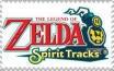 Zelda: Spirit Tracks Stamp by Darkest-OfTimes