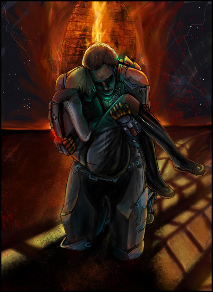 Dead Space: Fathom by LunaticStar