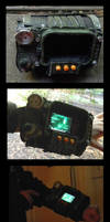 Fallout Pipboy by LunaticStar