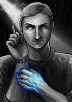 Bioshock Noir: Jack by LunaticStar