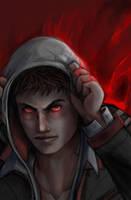 Prototype - god of blood by LunaticStar