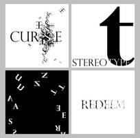 Typography 1 by Auset-Eva