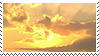 golden clouds stamp v3 by monsterkitties