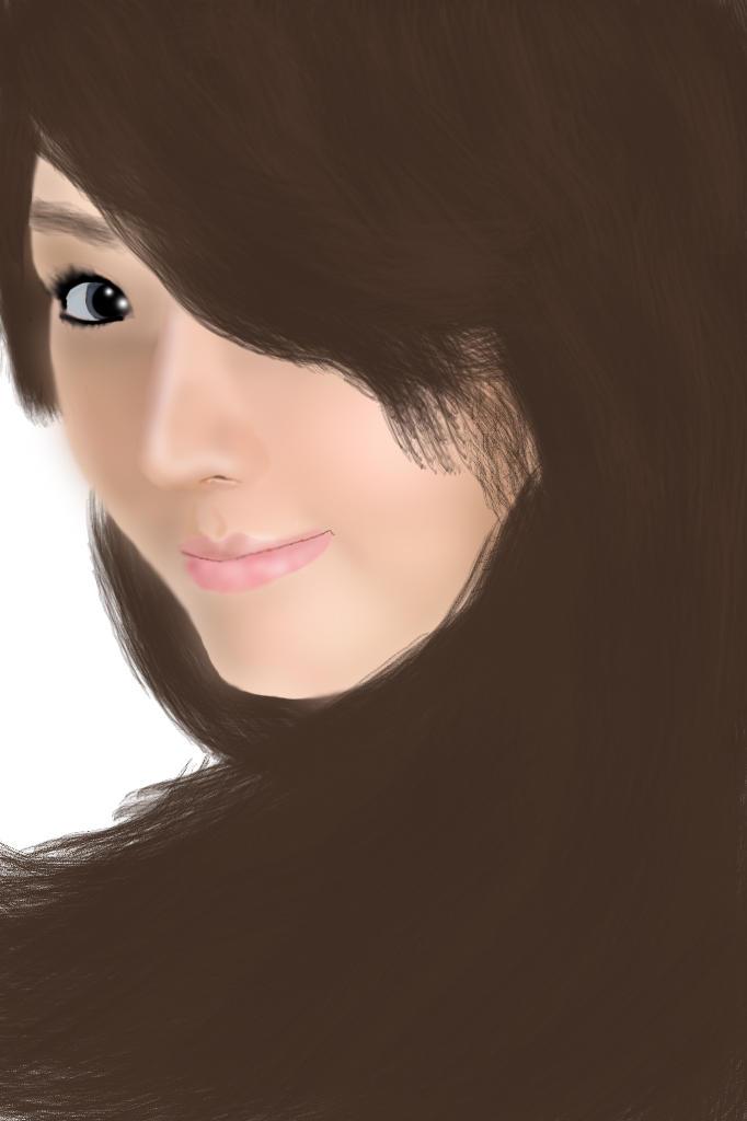Hwang Mi Hee by AmazingSpork