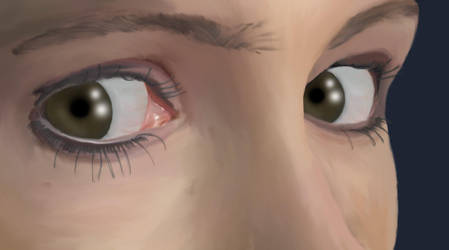 Corner of Your Eye by AmazingSpork