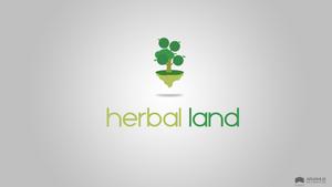 Herbal Land Logos by rezpa