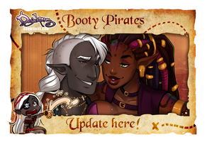 Booty Pirates (update!) by Mau-Acheron