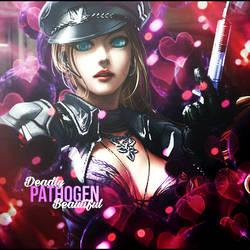 (Resident Evil) Deadly Beautiful - Pathogen by pathogen1