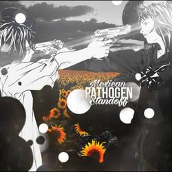 (Anime Crossfire) Mexican Standoff - Pathogen by pathogen1