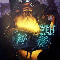 (Dark Wizard) Elder Magic - Pathogen Gift To Meh by pathogen1